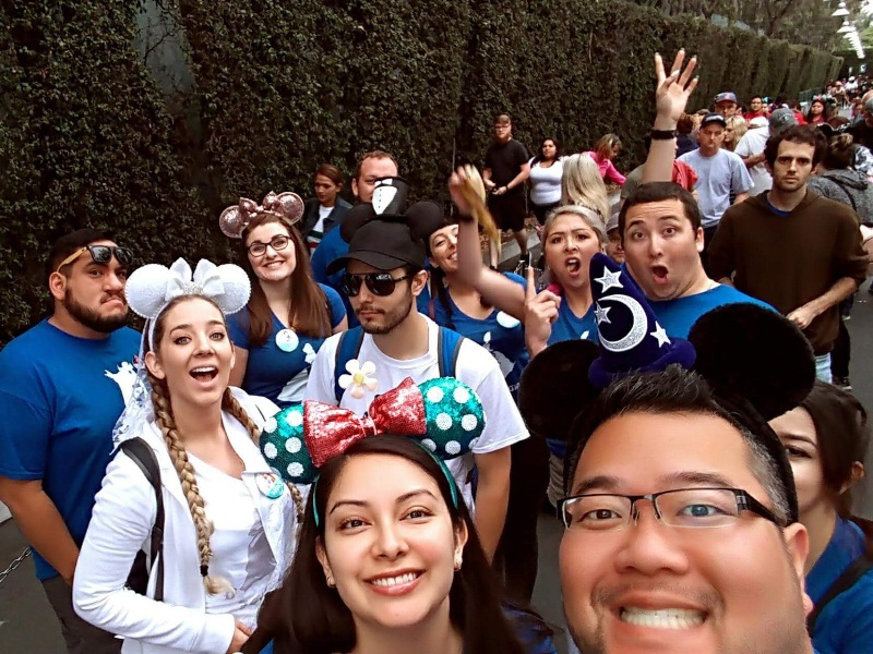How to Have a Co-Ed Disneyland Bachelor/Bachelorette Party
