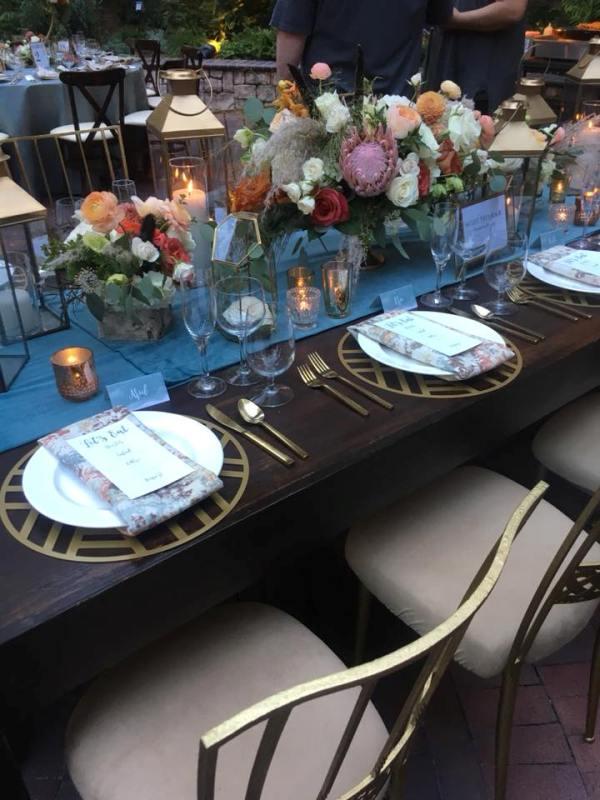 Recap of Disney's Grand Californian Hotel Wedding Showcase 2018