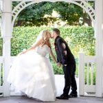 Sarah and Jim's Romantic Fairy Tale Disneyland Hotel Wedding
