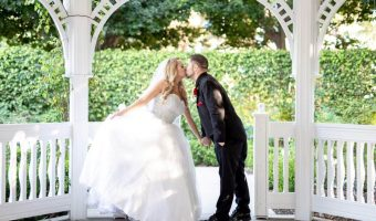 Sarah and Jim's Romantic Fairy Tale Disneyland Hotel Wedding // David Torralva Photography