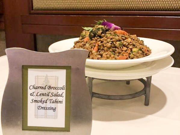 Yes, it's Possible to Have an Amazing Vegan Menu at Your Disneyland Wedding!