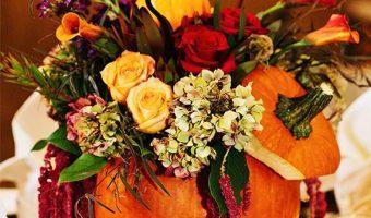 5 Festive Fall Wedding Palettes