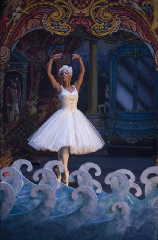 Everything You Need is Inside You: The Uplifting Message from Disney's THE NUTCRACKER AND THE FOUR REALMS