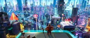 Learn How Disney Filmmakers Personified the Internet for WRECK IT RALPH 2: RALPH BREAKS THE INTERNET