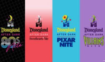 Disneyland After Dark - Special Park Events for Grown Ups!