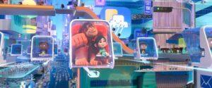 WRECK IT RALPH 2: RALPH BREAKS THE INTERNET Movie Review
