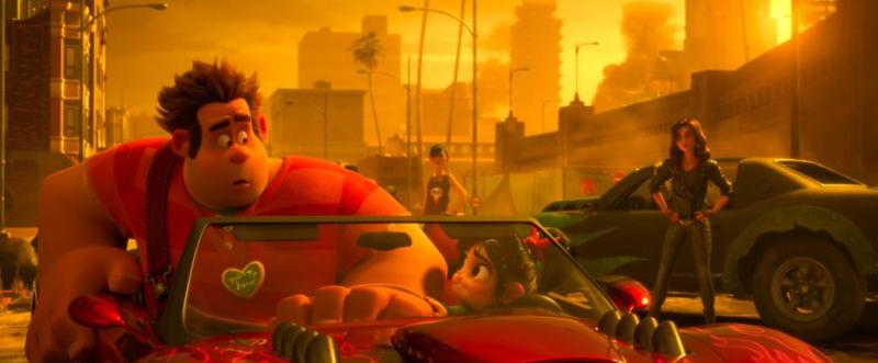 WRECK IT RALPH 2: RALPH BREAKS THE INTERNET Movie Review