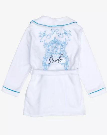 Cinderella Bridal Robe