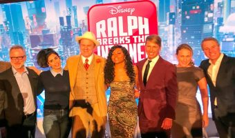 Interviews with the Cast and Creators of WRECK IT RALPH 2: RALPH BREAKS THE INTERNET