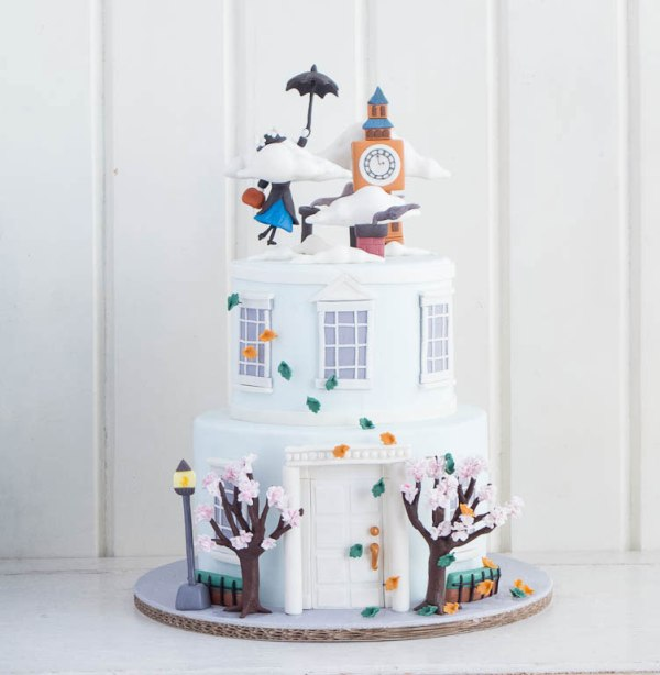 6 Ideas for a MARY POPPINS Wedding