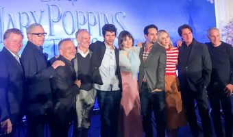 Interviews with the Cast and Creators of MARY POPPINS RETURNS