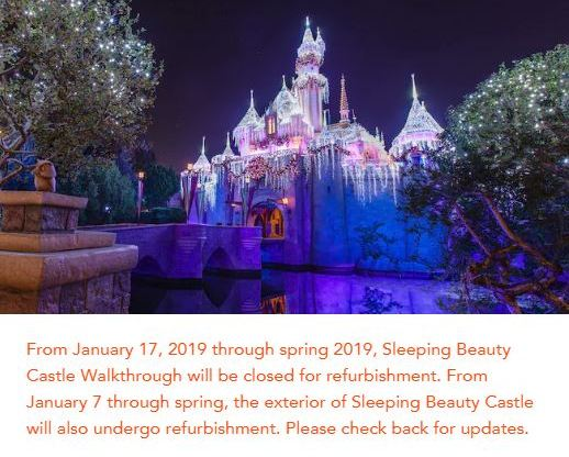 Here's What New at Disneyland in 2019
