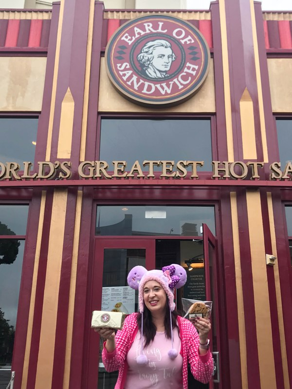 Explore Great New Menu Options at Earl of Sandwich Downtown Disney