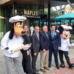 Take a Look Inside the New NAPLES RISTORANTE at Downtown Disney!