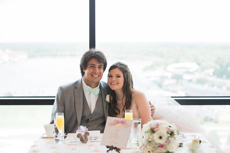 Stephanie and Patrick's Classy, Fun, Fairy Tale Walt Disney World Wedding