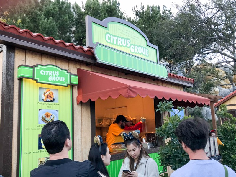 2019 Disney California Adventure Food and Wine Festival Guide