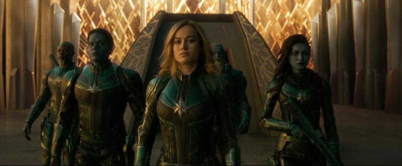 "CAPTAIN MARVEL Brings ""Girl Power"" to a Higher Level"