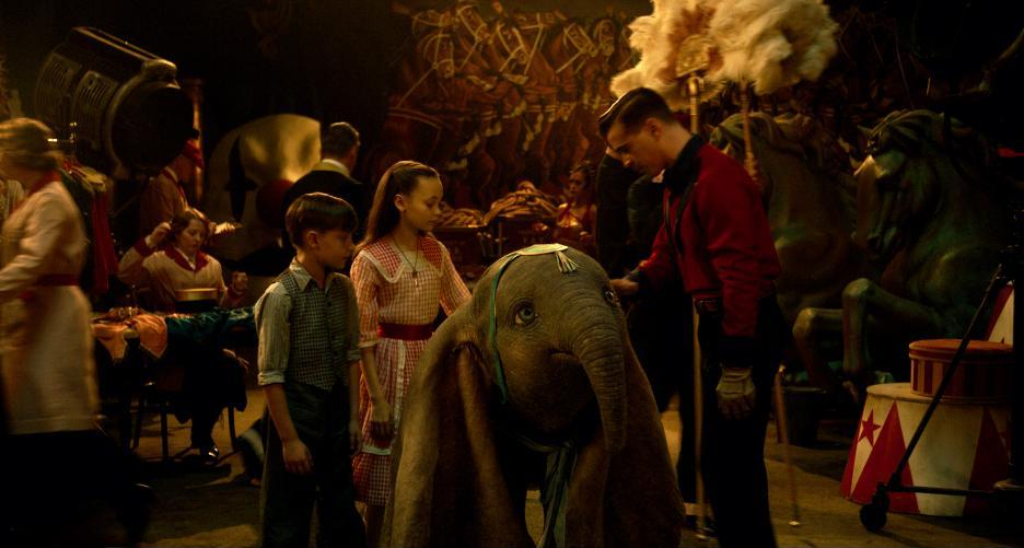 Disney's Live-Action DUMBO Takes Audiences to New Heights