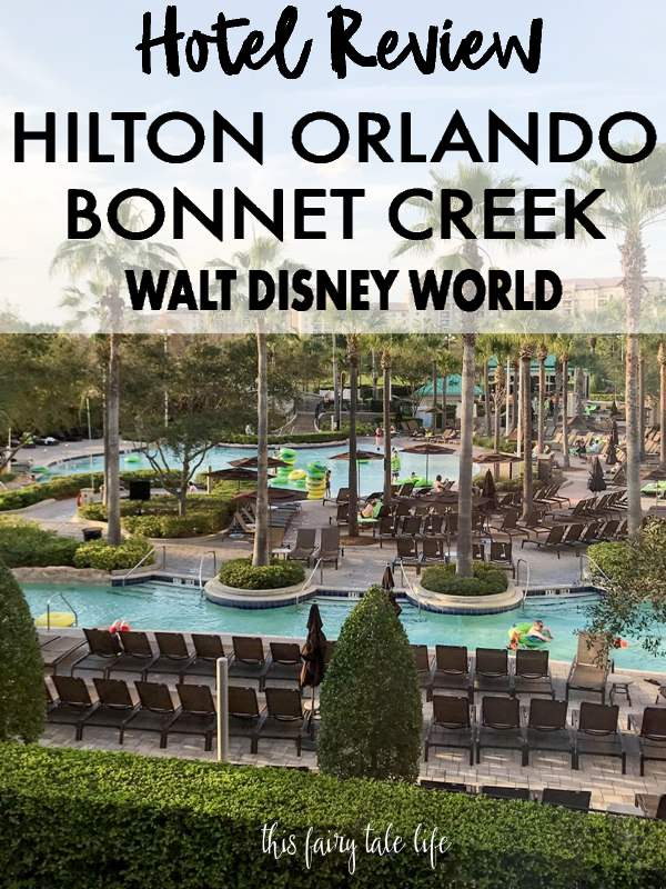 Hilton Orlando Bonnet Creek - Hotel Review