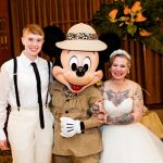 Amanda and Sara's Adventureland Themed Wedding at Disneyland