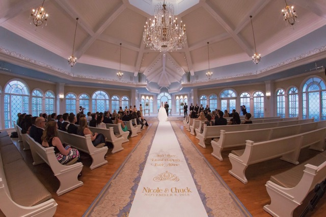 Nicole and Chuck's Magical Walt Disney World Wedding