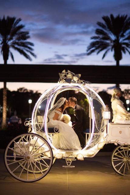 Nicole and Chuck's Magical Walt Disney World Wedding