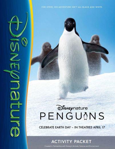 Disneynature's PENGUINS Movie Review
