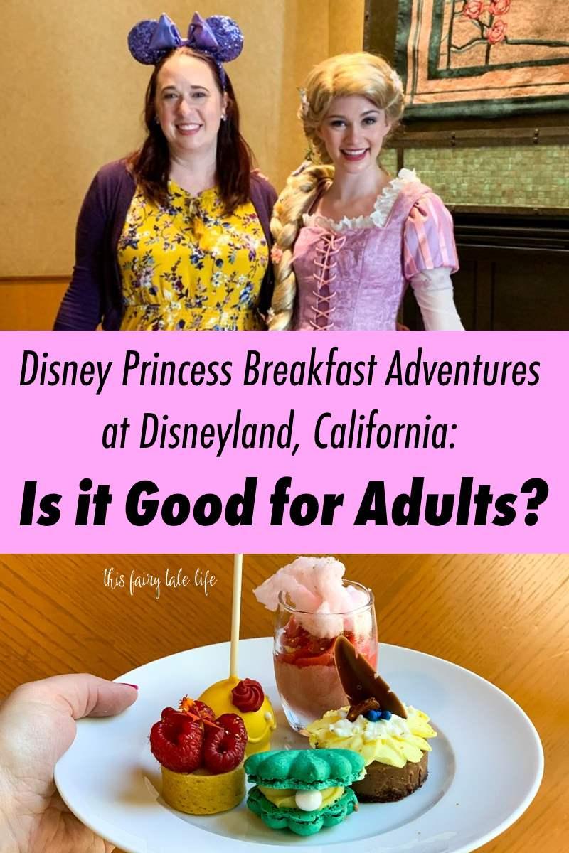 Disney Princess Breakfast Adventures - Is It Good for Adults?