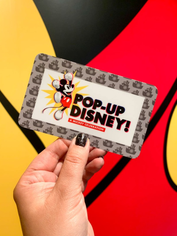 Pop-Up Disney: A Picture-Perfect Mickey Celebration at The Disneyland Resort