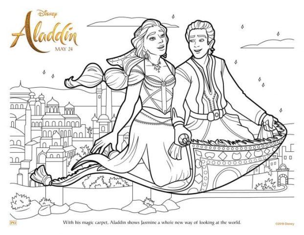 Aladdin 2019 Google Doc