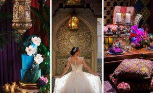 ALADDIN Wedding Inspiration