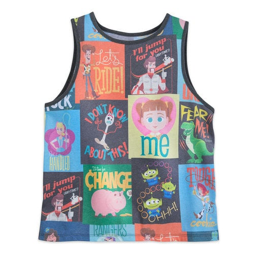 Toy Story 4 Tank Top for Women