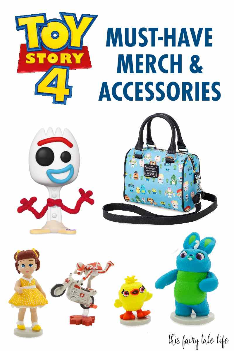 Must-Have 'Toy Story 4' Products