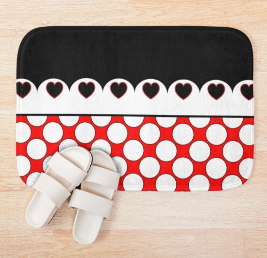 MissMinnie Bath Mat