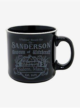 Disney Hocus Pocus The Sanderson Museum Of Witchcraft Mug