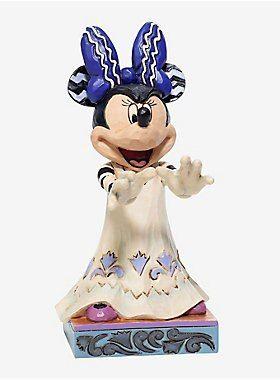Disney Minnie Mouse Jim Shore Monster Bride Resin Figurine