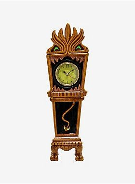 Disney The Haunted Mansion Glow-In-The-Dark Table Clock