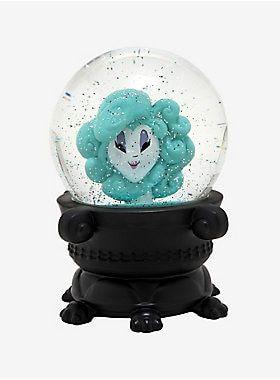 Disney The Haunted Mansion Madame Leota Light-Up Snow Globe