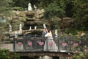 Beautiful Disney Themed Wedding at The Disneyland Hotel