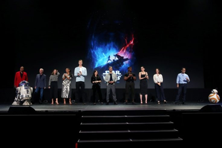 My 5 Favorite Walt Disney Studios Moments from D23 Expo 2019