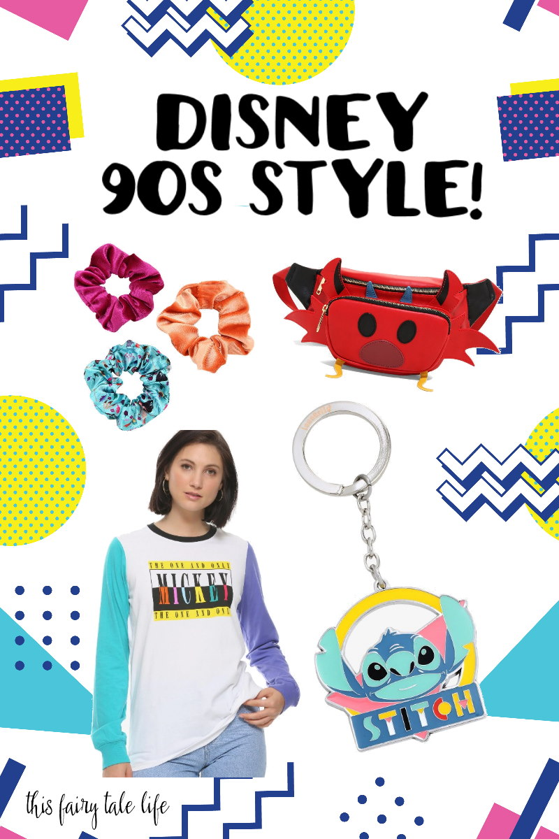'90s Style But Make it Disney