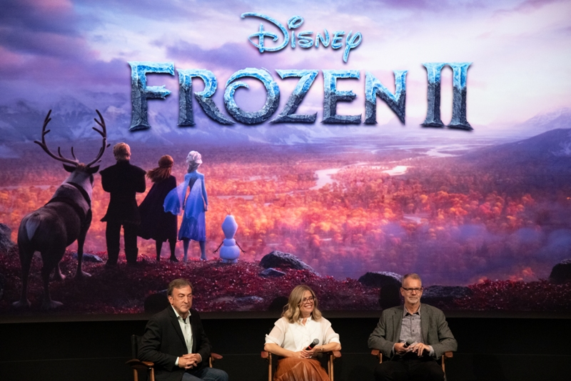 Into the Unknown: Elsa's Epic Journey in FROZEN 2