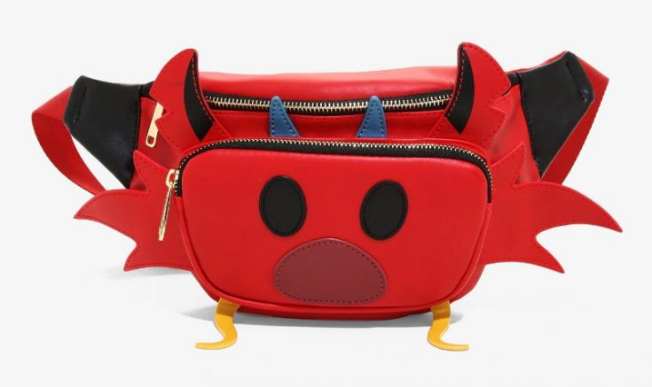 Loungefly Disney Mulan Mushu Fanny Pack - BoxLunch Exclusive