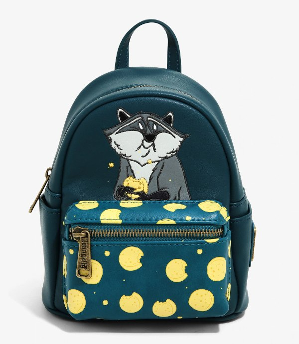Loungefly Disney Pocahontas Meeko Biscuit Micro Mini Backpack - BoxLunch Exclusive
