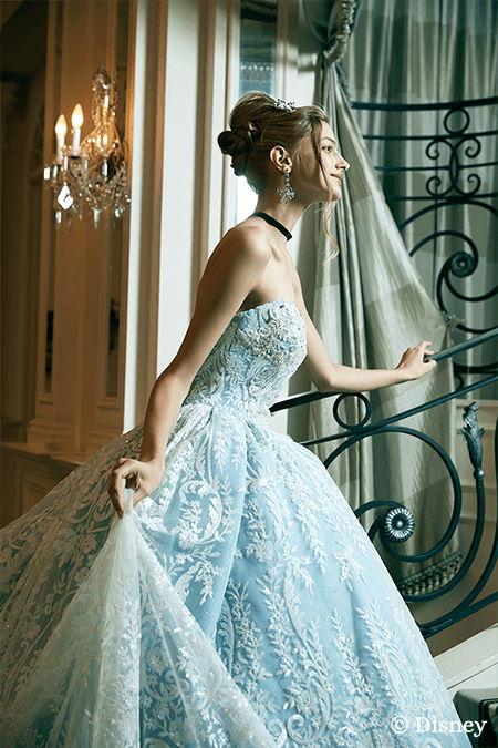 Stunning New Disney Wedding Dresses Celebrate Our Favorite Princesses