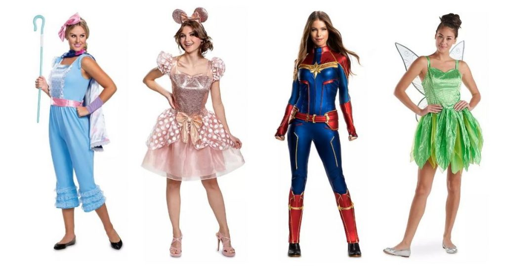 10 Popular Disney Halloween Costumes for Women
