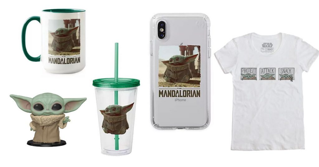 The Best Baby Yoda Merch