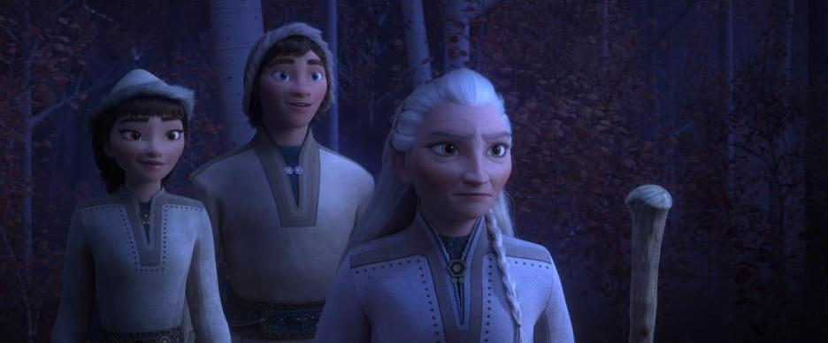Meet the New Characters of FROZEN 2