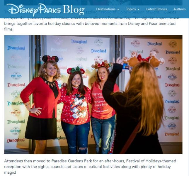 What's It Like to Attend a Disney Parks Blog Meet-Up?