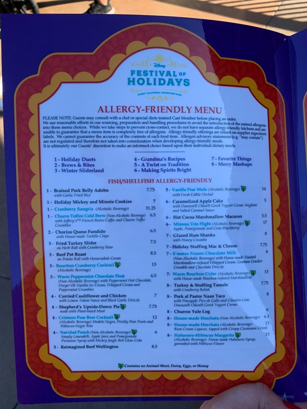 Guide to Festival of Holidays 2019 at The Disneyland Resort
